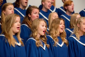 Choir Anticipates Tour to Europe in April 2018