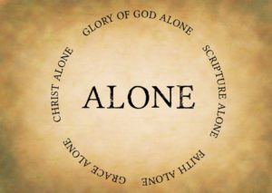 SOLI DEO GLORIA—FOR THE GLORY OF GOD ALONE
