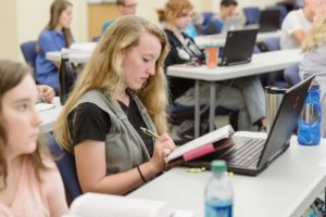 One-week Electives Conclude, New Semester Begins