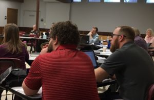 January Continuing Ed Equips Pastors and Lay People