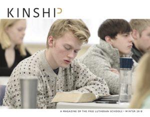 Kinship Magazine Winter 2018 Edition
