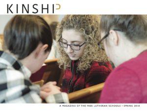 Kinship Magazine – Spring 2018 Edition