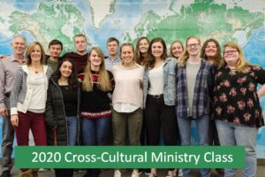 2020 Cross Cultural Ministry Class Mexico Mission Trip