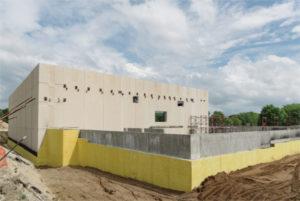 Construction Sees SLC Progress